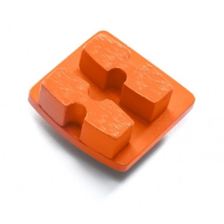 Сегмент шлифовальный Husqvarna GRD.SEG G1414D 30GR X-SOFT, 3шт. (5018989-02)