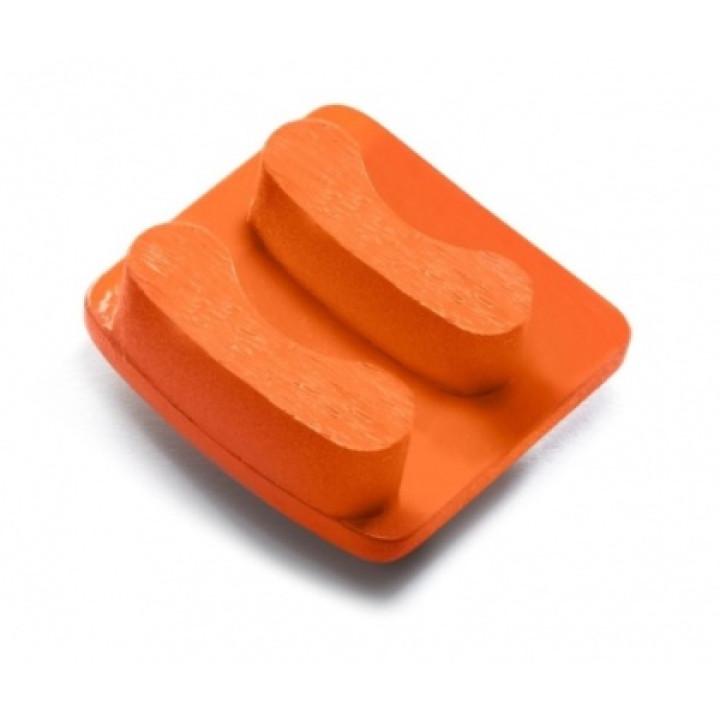 Сегмент шлифовальный Husqvarna GRD.SEG G1415D 50GR X-SOFT, 3шт. (5018992-02)