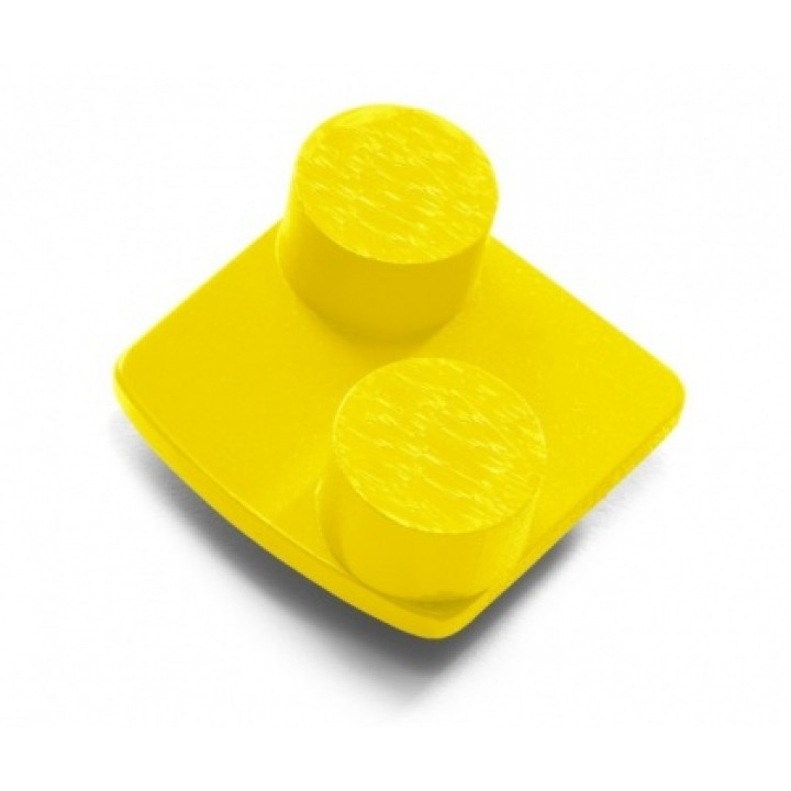 Сегмент шлифовальный Husqvarna GRD.SEG G1426D 100GR SOFT, 3шт. (5019015-02)